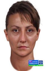 Poprosiły o wodę, ukradły 20000 złotych - portret pamięciowy kobiety podejrzanej o kradzież