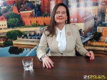 """Violetta Porowska: """"Panie prezydencie. Nie będzie pan wprowadzał opolan w błąd"""""""
