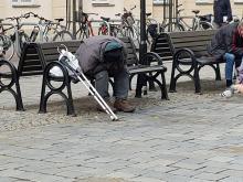 Zima to najgorszy okres dla bezdomnych. Nie bądźmy obojętni