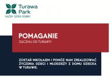 Dołącz się do zbiórki CH Turawa Park dla dzieci z domu dziecka w Turawie