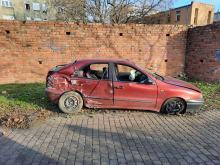 Kierowca jest już znany policji. Kolejny raz za niebezpieczną jazdę został ukarany mandatem