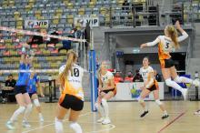 Ósme zwycięstwo z rzędu UNI Opole