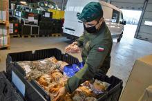 Żołnierze na misjach też świętują. Dzięki logistykom ich święta będą tradycyjnie smaczne