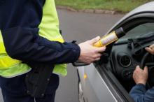 Zatrzymani za łamanie prawa drogowego