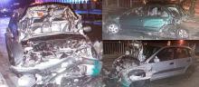 Tragiczny bilans wypadku w Kluczborku. W szpitalu zmarł 18-letni uczestnik zdarznia