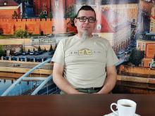 Arkadiusz Święcki - polscy mechanicy rajdowi są znani z zaradności i pomysłowości