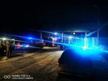 Śmiertelny wypadek w Konradowie w powiecie nyskim. Nie żyją dwie osoby