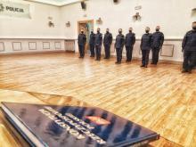 Szeregi opolskiej Policji zasiliło 38 kolejnych policjantów