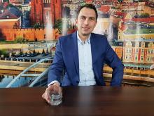 Tomasz Lisiński - w drużynie trwa ciężka, systematyczna praca