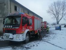 Po pożarze mieszkania ujawniono zwłoki mężczyzny