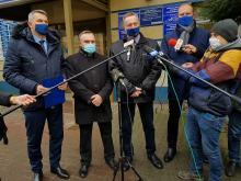 Koalicja Obywatelska: Żądamy dymisji Michała Dworczyka. System szczepień nieudolny