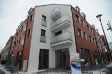 W centrum miasta powstało ponad 50 mieszkań pod wynajem