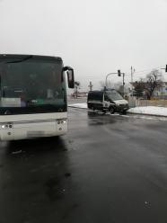 Ukraiński kierowca wiózł autobusem osoby - nie posiadał uprawnień