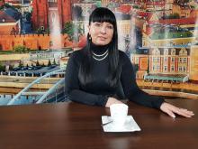 Katarzyna Gołębiowska-Jarek - mamy pomysł na pałac w Dąbrowie