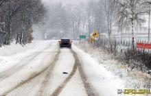 Wraca zima. Meteorolodzy wydali ostrzeżenie przed zamiecią śnieżną