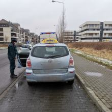 Inspektorzy WITD zatrzymali dwie nielegalne taksówki