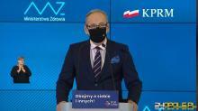 Minister Zdrowia alarmuje: Już widzimy konsekwencje poluzowania obostrzeń...