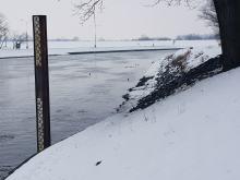 Czy grozi nam powódź? Nagłe ocieplenie może powodować wzrost stanów rzek