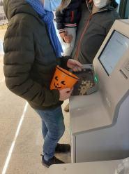 Narodowy Bank Polski w Opolu ogłosił konkurs na nazwę maszyny do wymiany drobnych