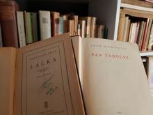 W ciągu kilku lat lista obowiązkowych lektur z języka polskiego zmalała z 52 do...8 pozycji