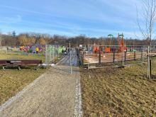 Mieszkańcy sami otworzyli park 800-lecia. Pogoda sprzyjała