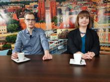 Aleksandra Kotapska i Michał Rogulski - teatr bez publiczności jest smutny