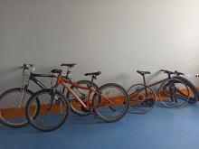 Odzyskane rowery i zatrzymany sprawca kradzieży