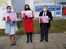 Gdy rząd walczy o zdrowie, opozycja zajmuje się niekonstruktywną krytyką szpitali