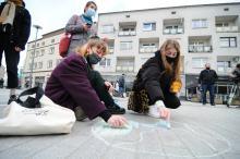 Młodzieżowy Strajk Klimatyczny przypomina, że patrzy władzy na ręce i oczekuje działań