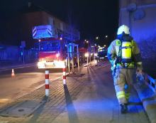 Dwie śmiertelne ofiary pożaru mieszkania w Opolu