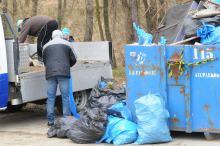 Kilka ton śmieci zniknęło z Kąpieliska Bolko. Opole aktywnie wita wiosnę!