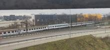 Uszkodzenie sieci trakcyjnej na szlaku Opole Główne - Opole Groszowice. Są utrudnienia