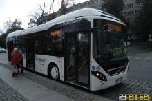 Miasto Opole podpisało umowę z firmą Solaris na 5 elektrycznych autobusów
