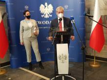 Wojewoda opolski i Poseł Porowska dementują fake newsy opozycji ws sytuacji epidemicznej
