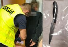 Usiłował zabić kolegę, a potem przekupić policjantów - grozi mu dożywocie