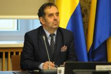 Profesor Marek Masnyk rezygnuje z mandatu radnego