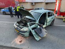 Zderzenie pojazdów na Niemodlińskiej w Opolu