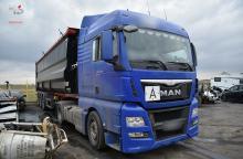 Krajowa Administracja Skarbowa zatrzymała transport 47 ton odpadów