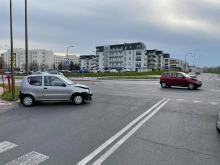 Zderzenie dwóch seicento przy Uniwersyteckim Szpitalu Klinicznym w Opolu