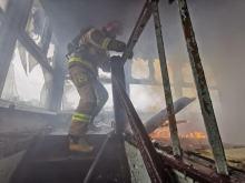 <i>(Fot. Komenda Powiatowa Państwowej Straży Pożarnej w Kędzierzynie-Koźlu)</i>