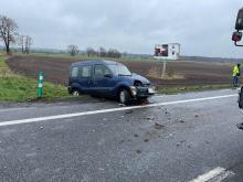 """Blisko 3 promile alkoholu """"wydmuchał"""" sprawca kolizji na obwodnicy Opola"""