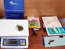 Ukryto marihuanę w markerze. Przesyłka miała trafić do osadzonego