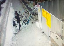 Chciał sprzedać kradziony rower... sąsiadowi