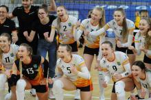 UNI Opole zwycięzcą 1 ligi kobiet!