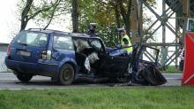 Kobieta w ciąży zginęła w wypadku pod taśmociągiem