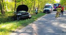 Wypadek w gminie Ozimek