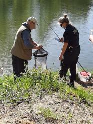 Wspólne patrole Policji i Społecznej Straży Rybackiej