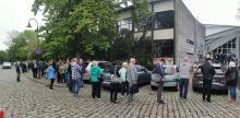 Dotarły szczepionki do Masowego Punktu Szczepień w Opolu. Ogromna kolejka przed Toropolem
