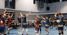 WSZiA Opole wygrała AMP w siatkówce mężczyzn