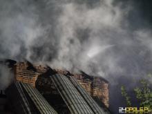 Gospodarze ze spalonego budynku w Kózkach wyznaczyli nagrodę za wskazanie podpalacza